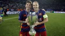 Barcelona'ya Messi ve Iniesta müjdesi
