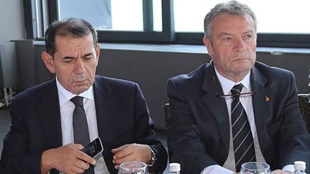 Galatasaray yönetiminden istifa açıklaması