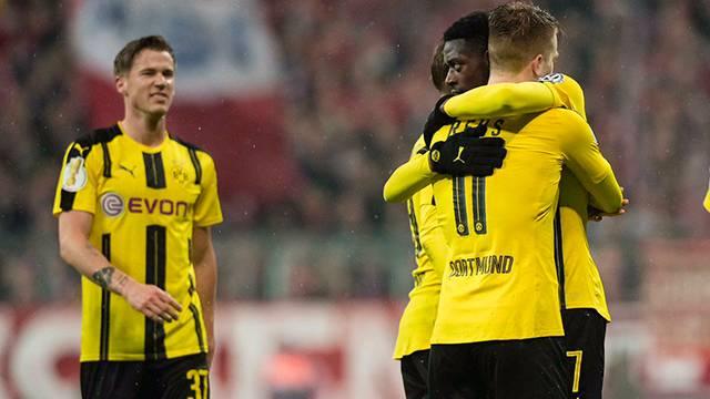 Bayern Münih 2 - 3 Borussia Dortmund