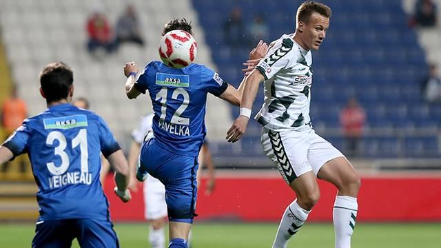 Kasımpaşa 3 - 2 Atiker Konyaspor
