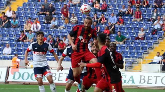 Mersin İdman Yurdu 0 - 4 Eskişehirspor