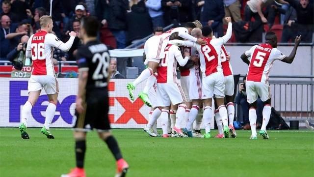 Ajax - Lyon maç özeti izle: Ajax, Lyon'u 4-1 yenerek turu garantiledi!