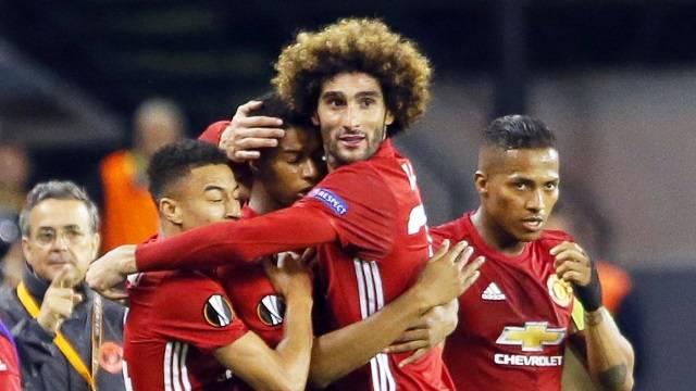 Celta Vigo - Manchester United maç özeti izle: Celta'yı 1-0 yenen ManU tur için avantajlı!