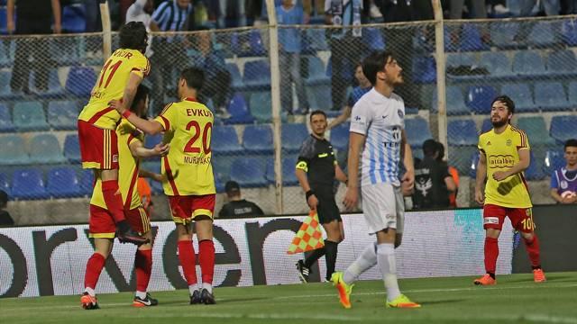 Adana Demirspor 1 - 2 Evkur Yeni Malatyaspor