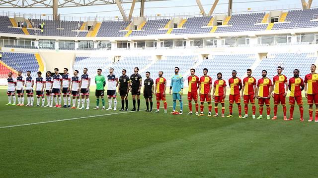 Mersin İdmanyurdu Spor Toto 2. Lig'e düştü