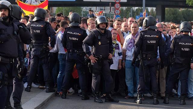 Madrid derbisi öncesi büyük olaylar!