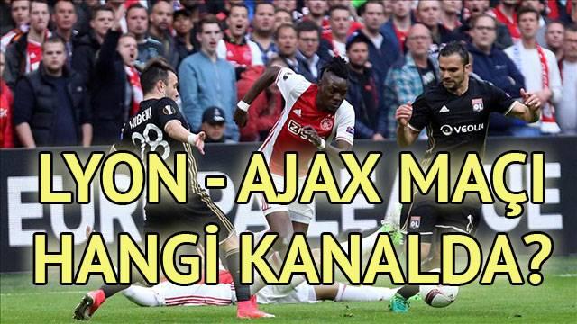 Lyon - Ajax maçı ne zaman, saat kaçta? Lyon - Ajax maçı şifresiz kanalda mı?
