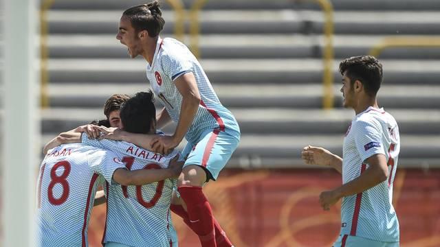 Macaristan 0 - 1 Türkiye! Yarı finaldeyiz...