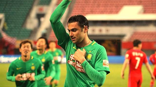 Burak Yılmaz golle döndü, Beijing Guoan'ı galibiyete uçurdu!