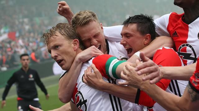 Hollanda'da şampiyon Feyenoord!