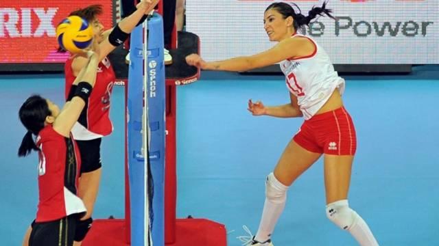 Neslihan Demir Güler Galatasaray'da