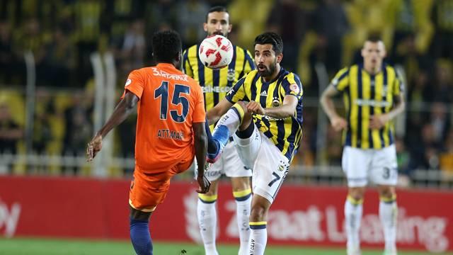 Fenerbahçe 11 - 12 Medipol Başakşehir