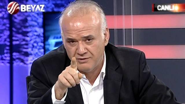 Ahmet Çakar'dan olay sözler! 'Fenerbahçe'ye...'