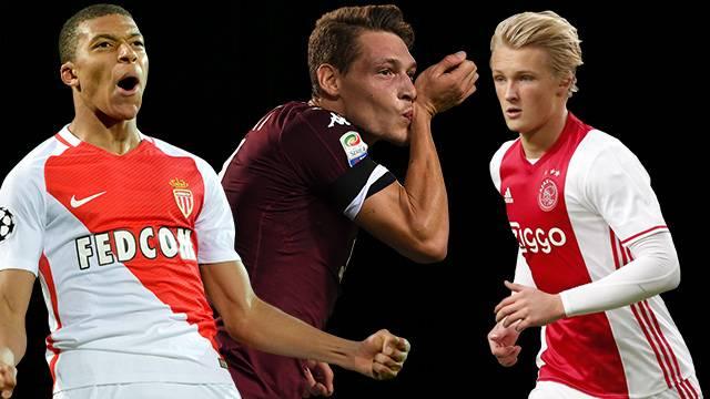 Avrupa futboluna damga vuran genç yıldızlar