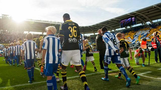 Şike iddiası Göteborg-AIK maçını erteletti!