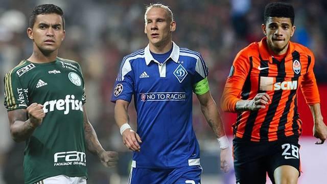 Beşiktaş, Dudu, Vida ve Taison için devrede