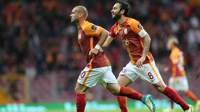 Galatasaray 2 - 0 Osmanlıspor