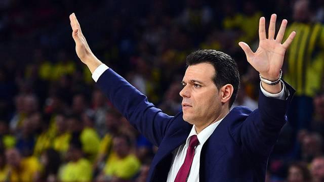 Dimitris Itoudis'i sinirlendiren soru!