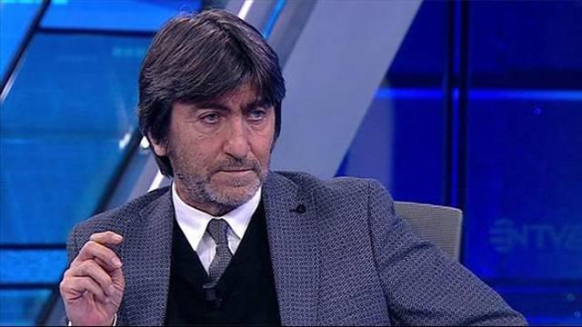 Rıdvan Dilmen Fenerbahçe taraftarına isyan etti