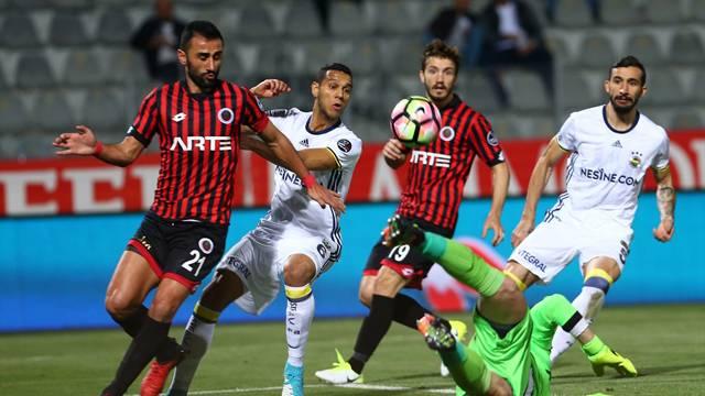 Gençlerbirliği 1 - 2 Fenerbahçe