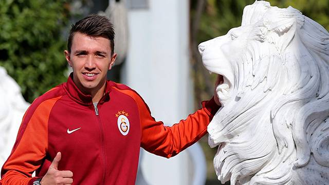 Galatasaray'dan Muslera'ye yeni sözleşme