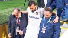 Fenerbahçe'de Mehmet Topal sıkıntısı