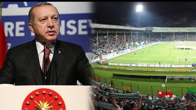 Atatürk ismi değişip Arena olan statlar