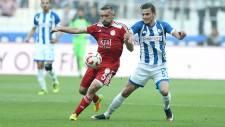 Gümüşhanespor 0 - 1 BB Erzurumspor