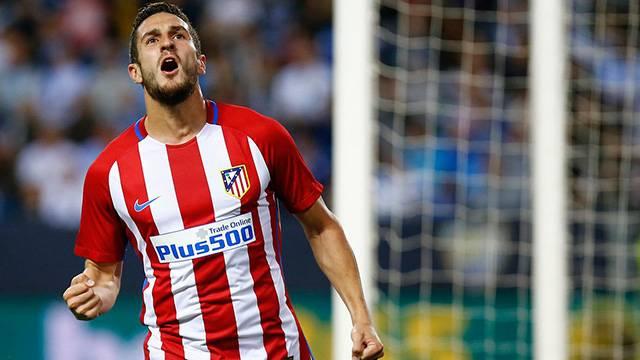 Atletico Madrid Koke'nin sözleşmesini 7 yıl uzattı