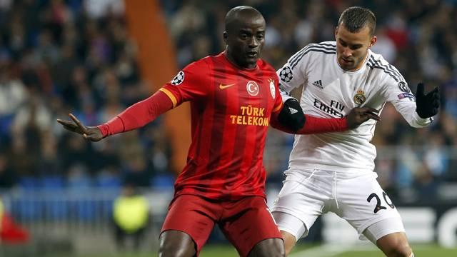 Galatasaray'a bir şok da Dany'den!