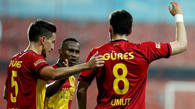Göztepe 2 - 0 Boluspor