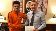 Taison Shakhtar'la 4 yıllık yeni sözleşme imzaladı