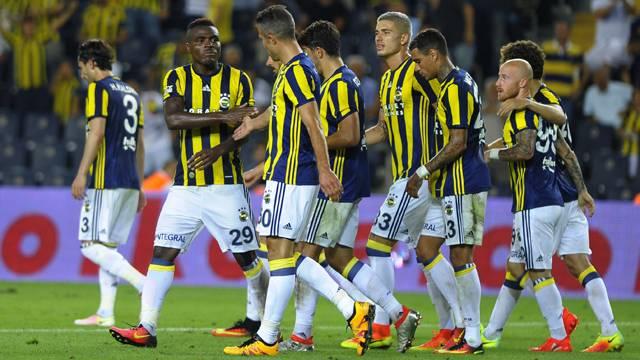 Fenerbahçe'de operasyon başladı