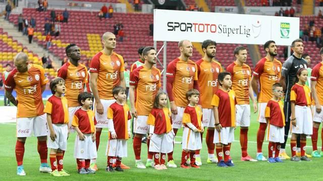 Galatasaray, Başakşehir'i destekliyor