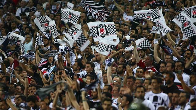 Beşiktaş'a 400 milyon TL'lik gelir