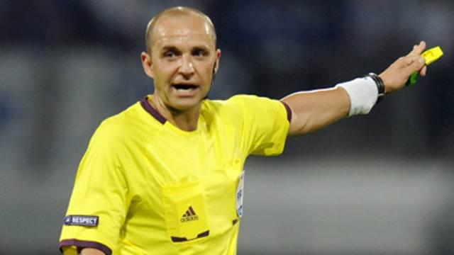 Makedonya-Türkiye maçını Todorov yönetecek