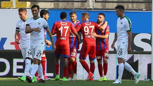Akhisar Belediyespor 2 - 3 Kardemir Karabükspor