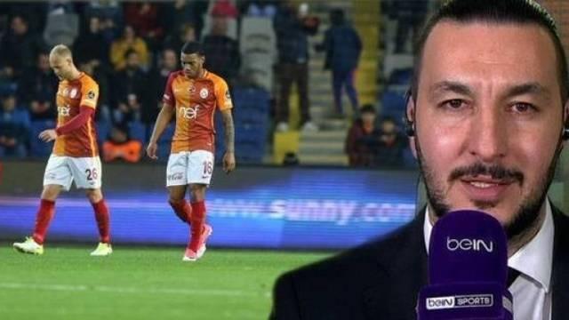 Galatasaray'da Necati Ateş sürprizi