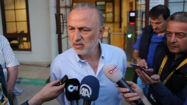 Rizespor yöneticisi Remzi Kazmaz patladı: 'Şikeci Trabzonspor'