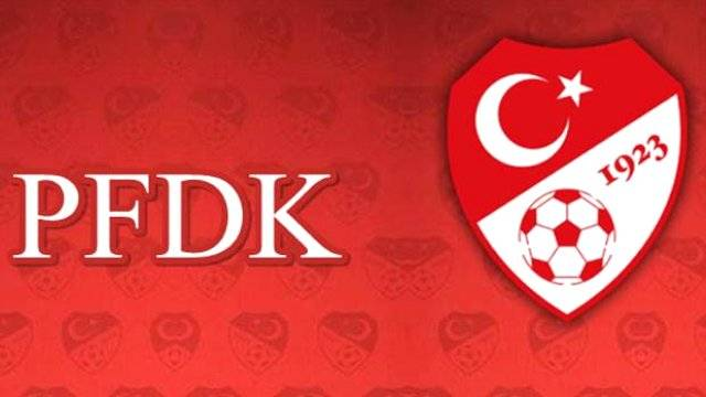 PFDK Göztepe ve Eskişehirspor'a acımadı!