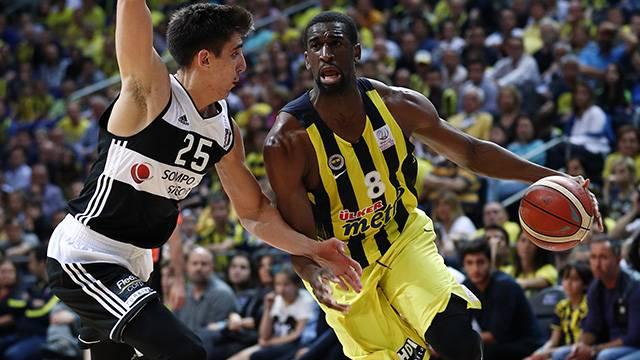 Udoh: 'Fenerbahçe'den ayrılmam için olağanüstü bir şeyler olmalı'