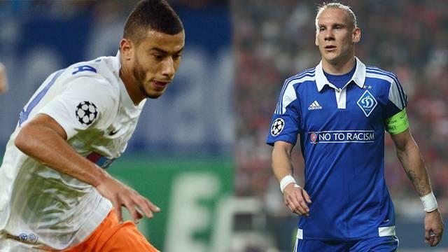 Dinamo Kiev'den Belhanda ve Vida açıklaması