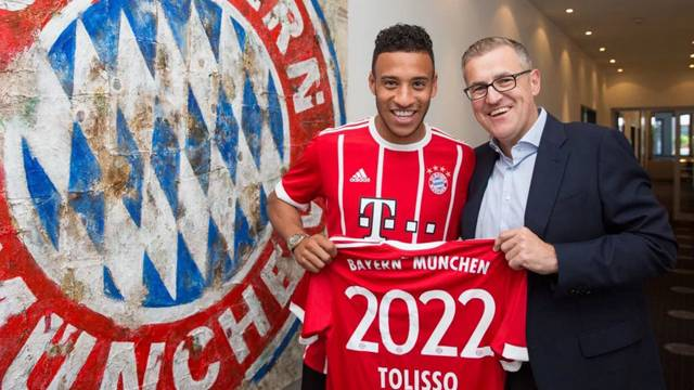 Lyon'un genç yıldızı Tolisso Bayern Münih'e transfer oldu