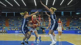 Türkiye 69 - 58 Slovakya