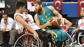 23 Yaş Altı Dünya Tekerlekli Sandalye Basketbol Şampiyonası'nda finaldeyiz