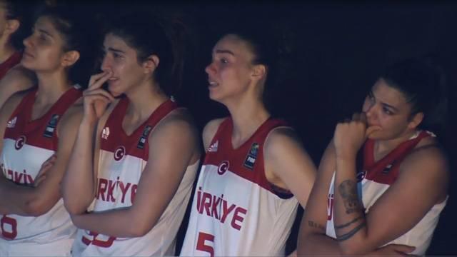 THY'den Kadın Basketbol Takımı'nı gözyaşlarına boğan sürpriz