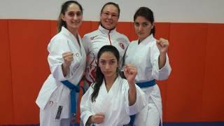 Karate Milli Takımı Yaz Olimpiyatları için Ankara'da kampta