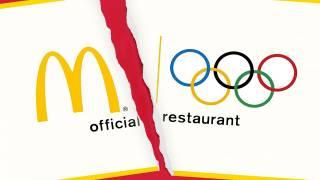McDonald's'tan şok karar! Olimpiyatlardan çekildiler