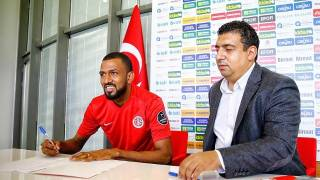 Maicon Marques kimdir? Antalyaspor, Maicon'u renklerine kattı!