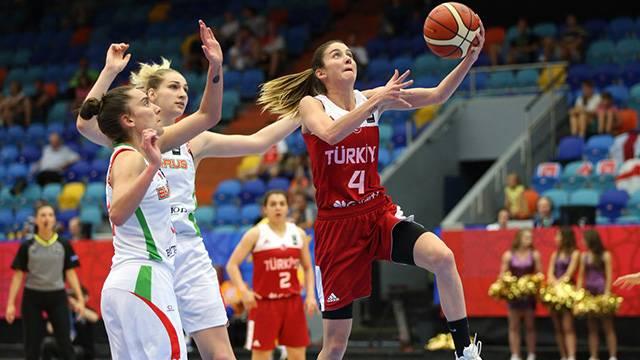 Belarus 74 - 88 Türkiye